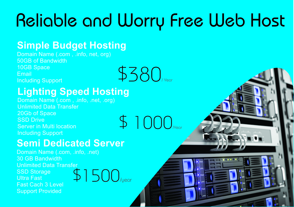Wed Design Hosting